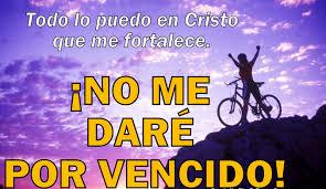 imagenes cristianas bonitas con mensajes no darse por vencido