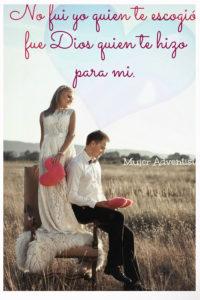 pensamientos de amor cristianos  para recien casados