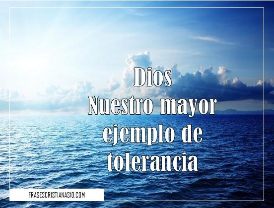 Imágenes cristianas de tolerancia