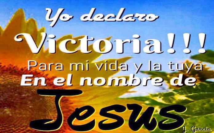 IMAGENES CRISTIANAS DE VICTORIA