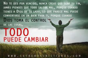 frases cristianas de fe esperanza