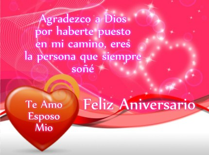 Frases De Aniversario De Matrimonio Para Mi Esposo Cristiano