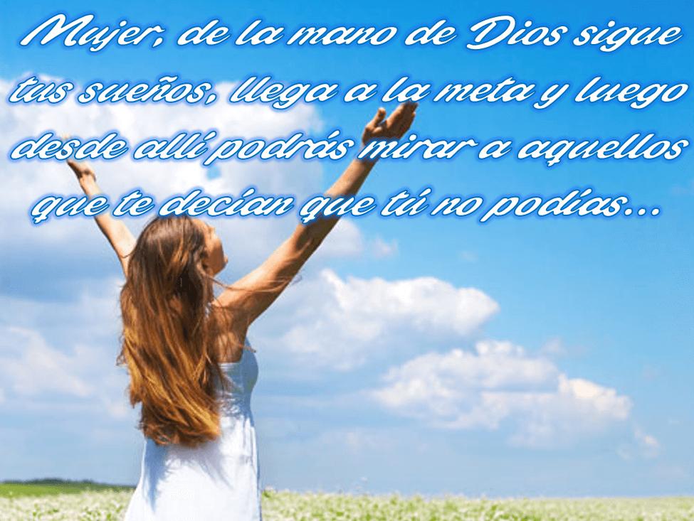 Frases Motivadoras Cristianas Para Mujeres