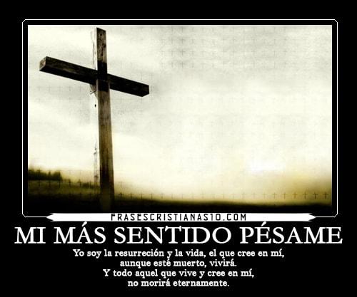 imagenes con mensajes cristianos de condolencias