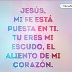 Imágenes Con Frases Cristianas De Fé, Palabras De Confianza