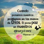 imágenes cristianas con frases de esperanza en Dios