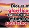 Dios es más glorificado en nosotros cuando estamos más satisfechos en Él