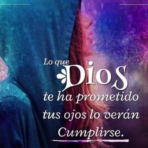 Lo que Dios promete lo cumple